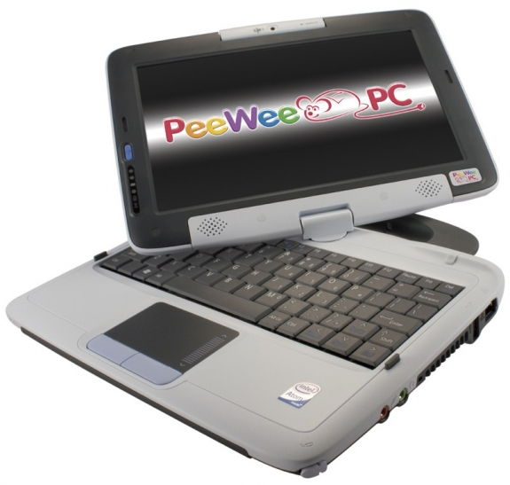 PeeWee PC Pivot Tablet for Kids 9