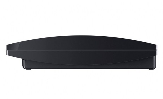 PS3 Slim from the side