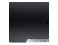 PS3 Slim top-down view