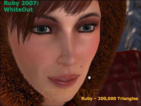 Ruby 2007: White Out