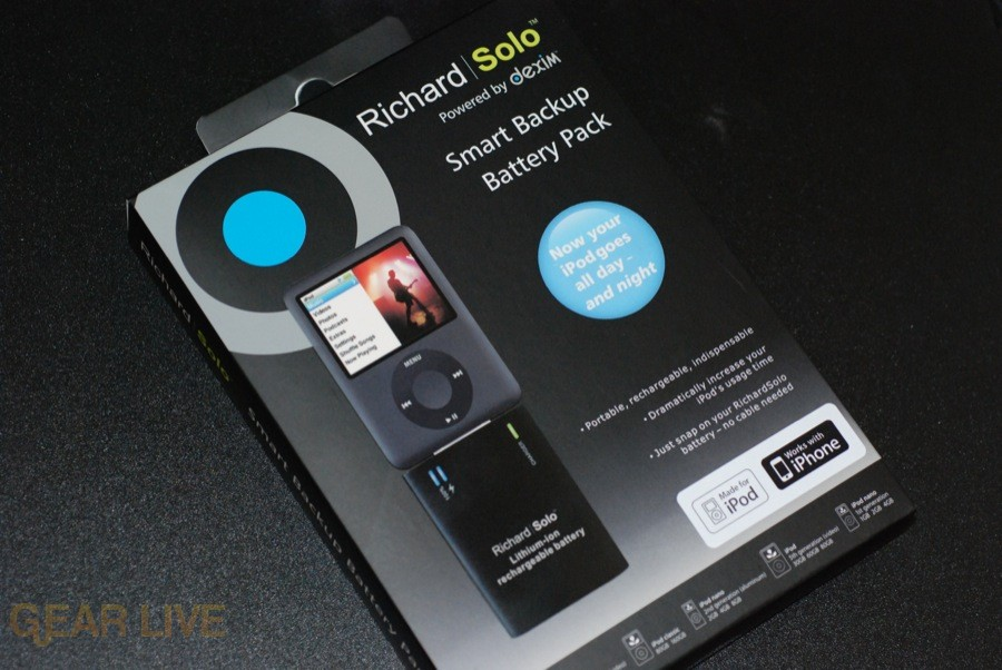 Richard Solo Smart Backup Battery Pack