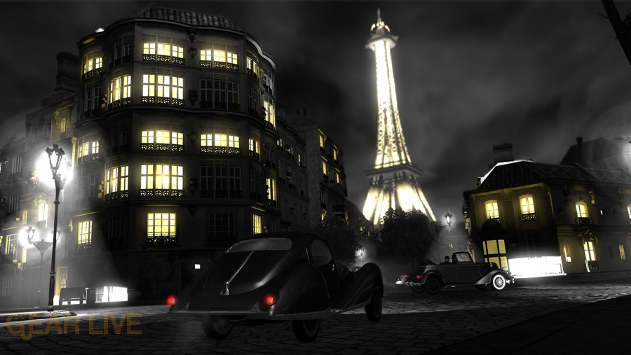 Saboteur screenshot 2