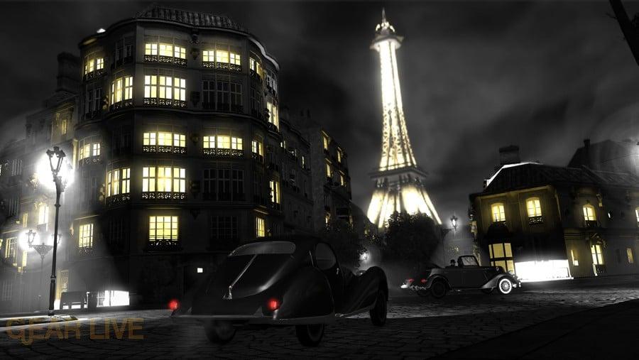 Saboteur screenshot 2