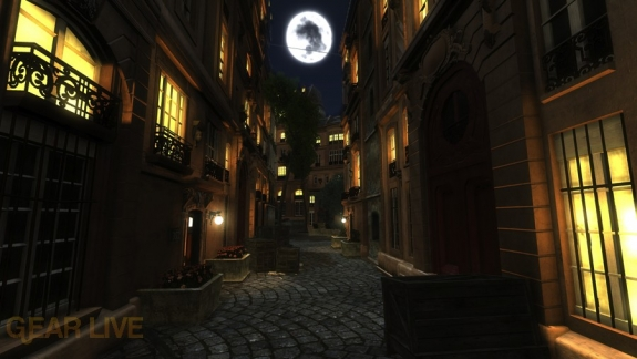 Saboteur screenshot 3
