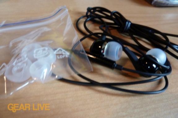 Samsung Epic 4G earbuds