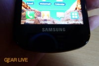 Samsung Epic 4G touch panel
