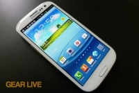 Samsung Galaxy S III Verizon LTE smartphone