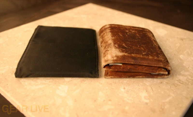 Skinny Wallet vs. Traditional Wallet