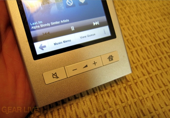 Sonos Controller 200 Physical Control Buttons