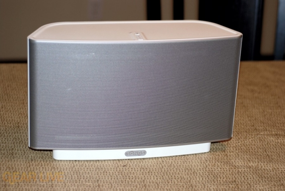 Sonos S5 unboxed