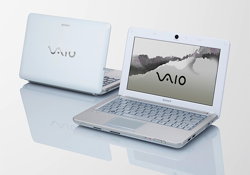 Sony Vaio W Sugar White