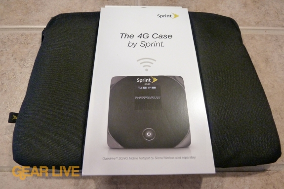 Sprint 4G Case labeling