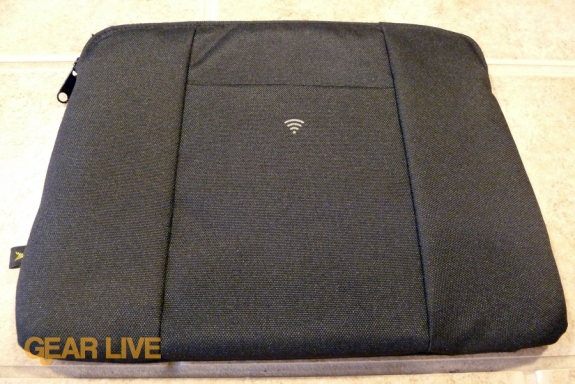 Sprint 4G iPad Case front
