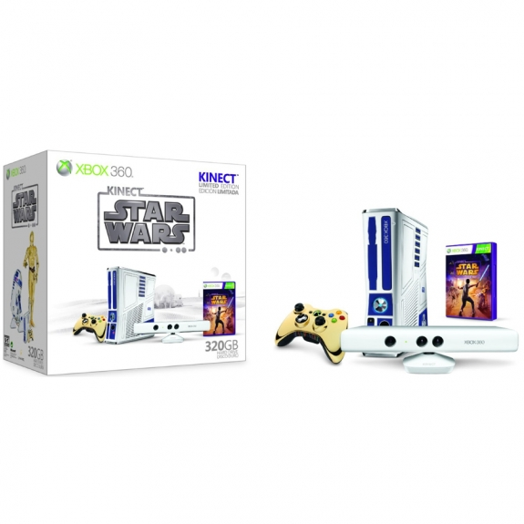 Star Wars Kinect Bundle