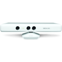 White Kinect Sensor