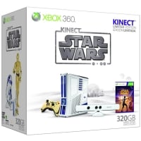 Star Wars Kinect Bundle box left