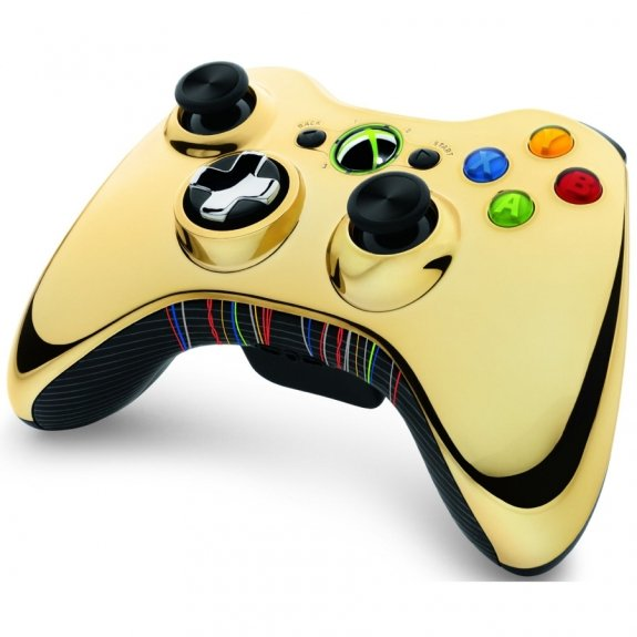 Star Wars Kinect C-3PO controller