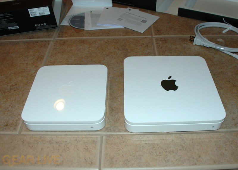 Time Capsule and Airport Extreme