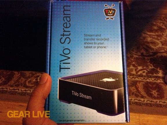 TiVo Stream box