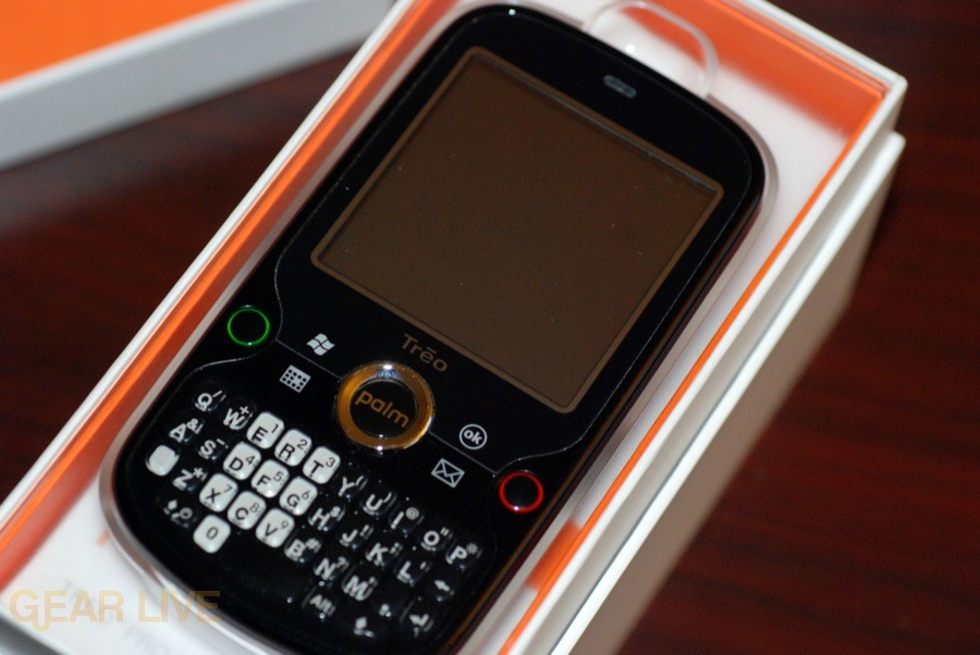 Palm Treo Pro in box