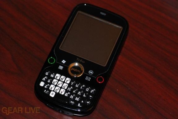 Palm Treo Pro front
