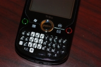 Palm Treo Pro keyboard