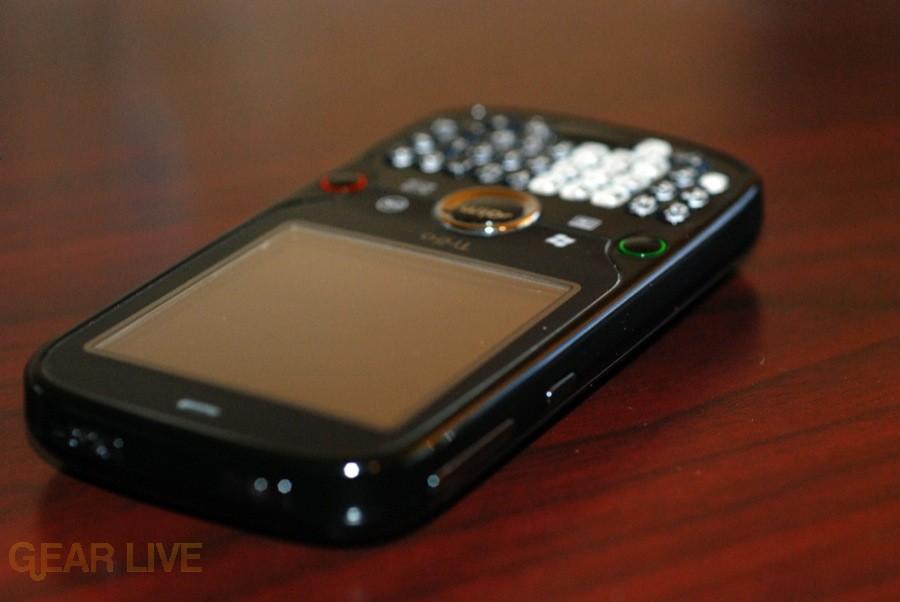 Palm Treo Pro top
