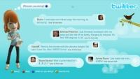 Twitter on Xbox 360