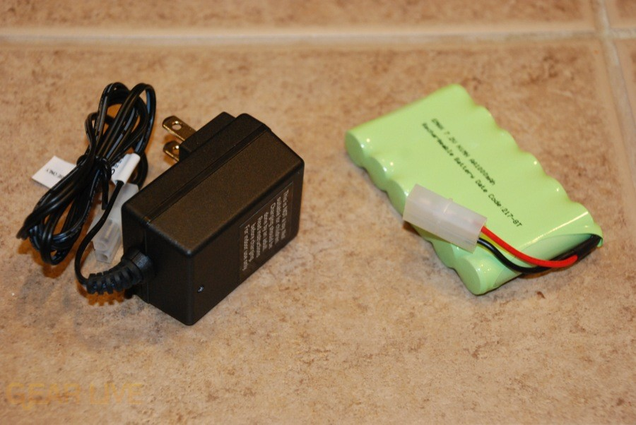 Ultimate Control Wall-E battery and charger