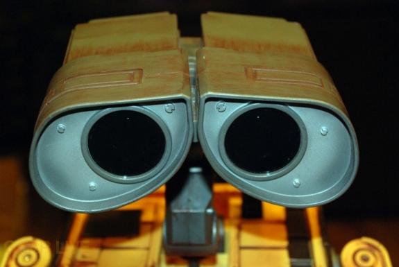 Ultimate Control Wall-E head