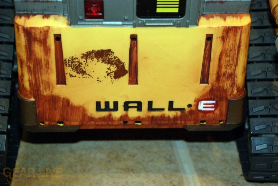 Ultimate Control Wall-E body logo