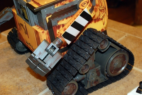 Ultimate Control Wall-E wheels