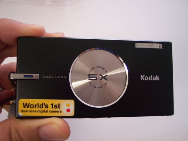 The Kodak EasyShare V570