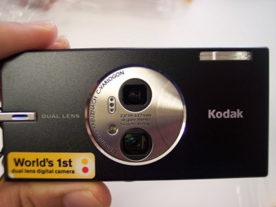 V570 Dual Lenses