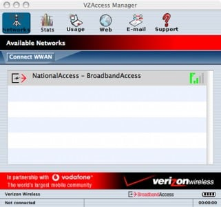 VZAccess Manager