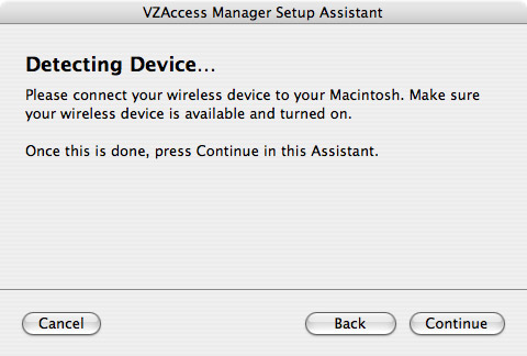 Do Not Insert V640 ExpressCard Until This Step...