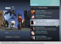 Verizon FiOS Widget Bazaar Twitter Stream