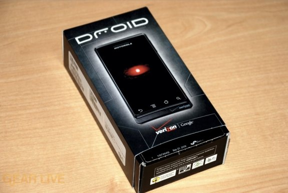Motorola DROID