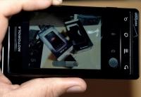Motorola DROID 5.0 megapixel camera