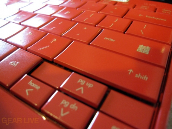 Vivienne Tam HP Mini keyboard