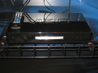 VIZIO VBR100 Blu-ray player wide