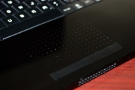 Voodoo Envy 133 flat trackpad