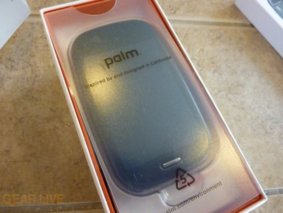 Palm Pre Plus in box
