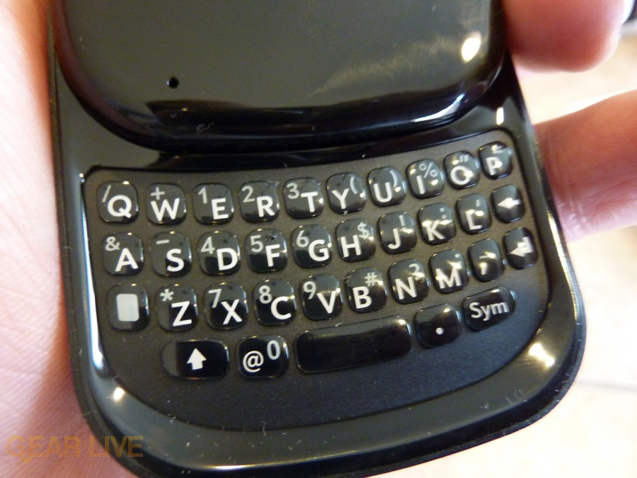 Palm Pre Plus Keyboard