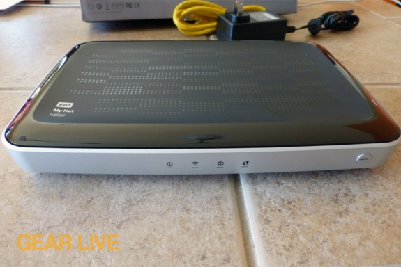 Western Digital My Net N900 HD router