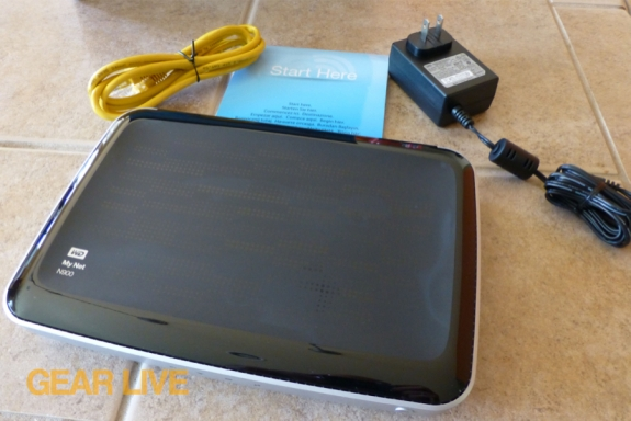 Western Digital My Net N900 HD review