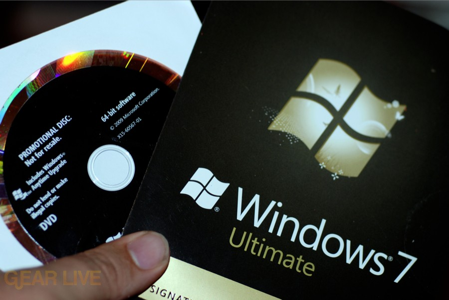 Windows 7 Ultimate Signature Edition