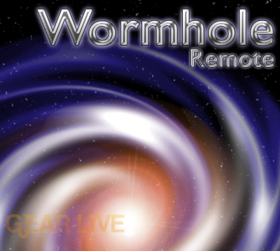 Wormhole Remote Logo