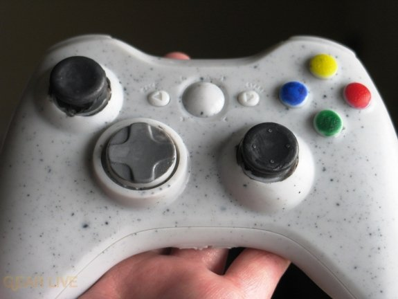Xbox 360 controller soap front