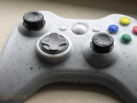 Xbox 360 controller soap bar
